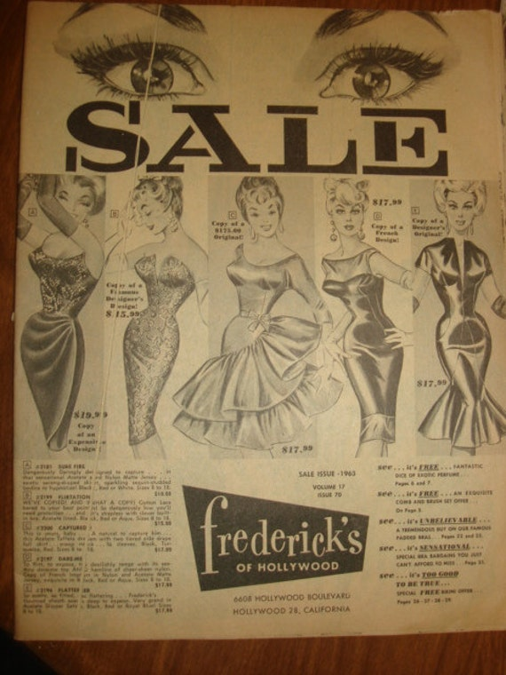 fredericks of hollywood clothing reviews