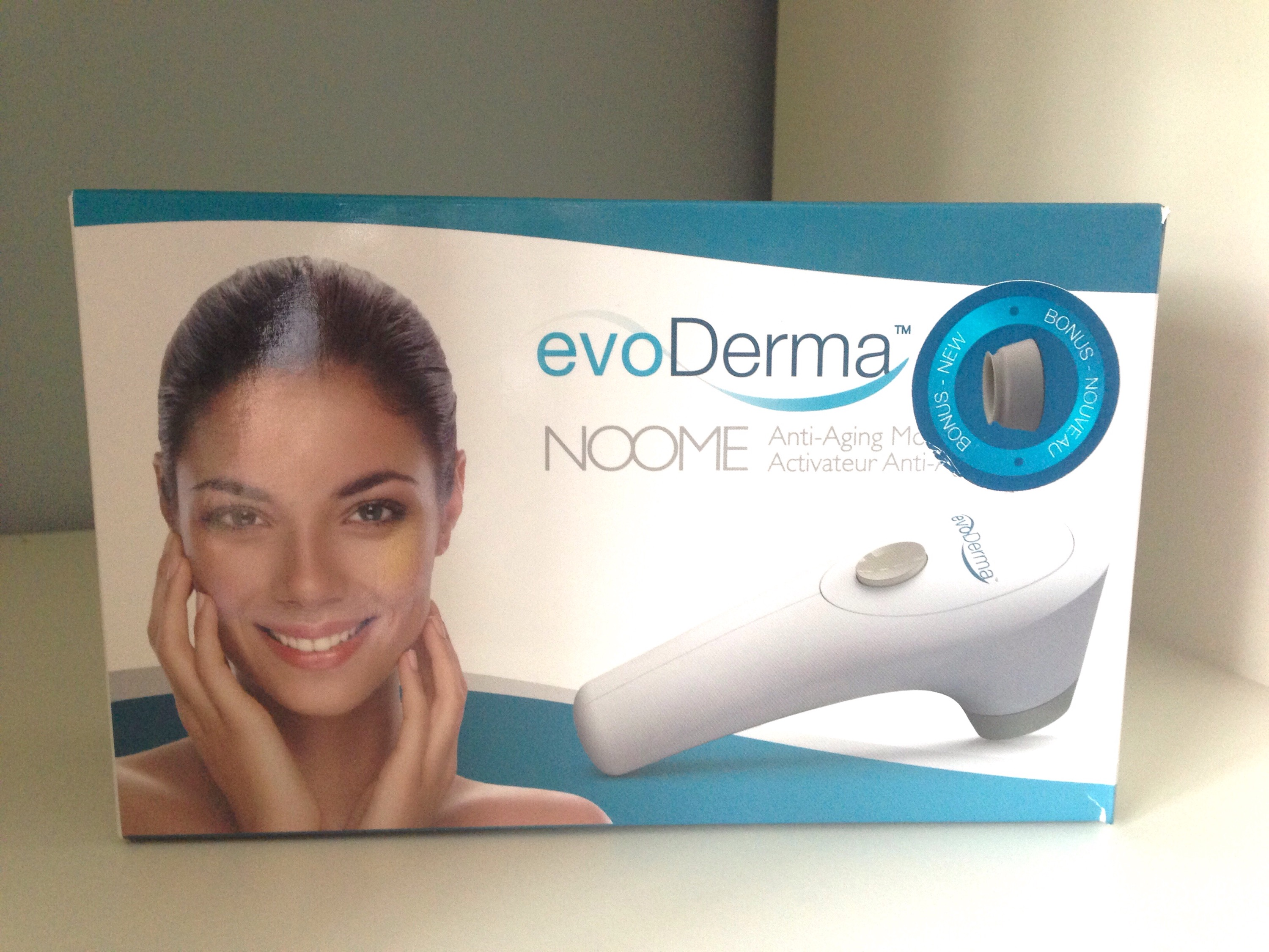 evoderma noome anti aging motion facial device reviews