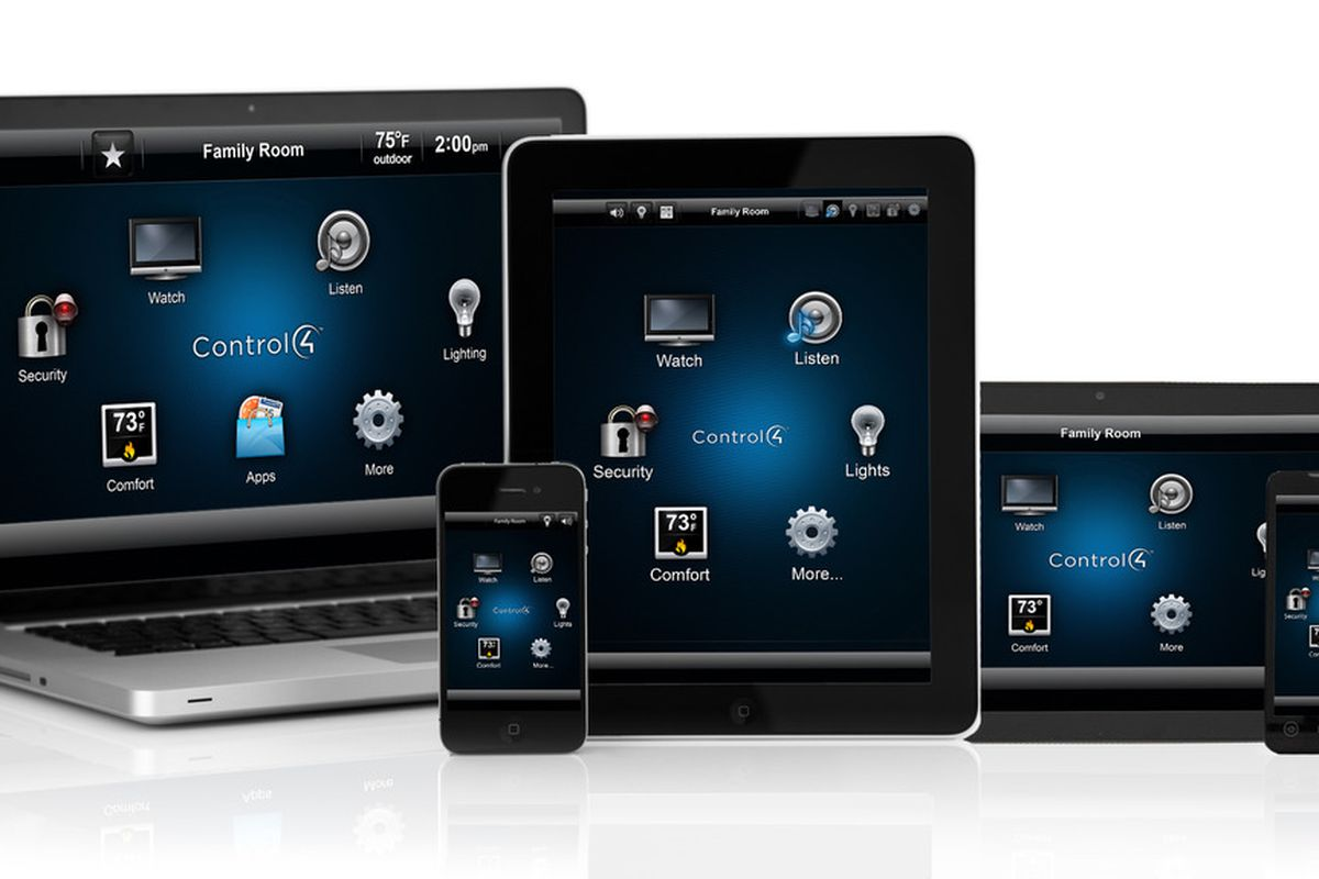 control 4 home automation reviews