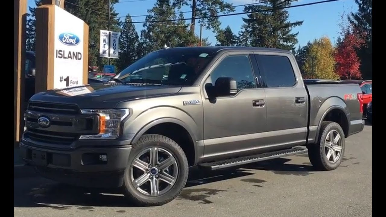 ford f 150 sport review