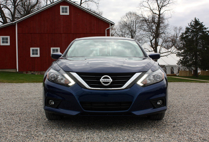 2016 nissan altima 2.5 sv review