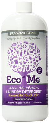 eco me laundry detergent reviews