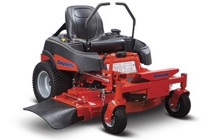 simplicity riding lawn mower reviews