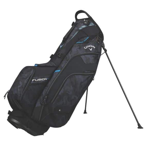 callaway 2017 fusion 14 stand bag review