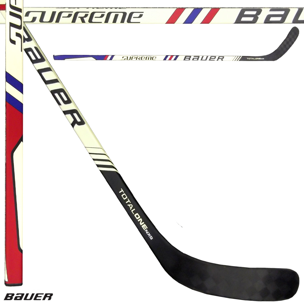 bauer supreme total one nxg stick review