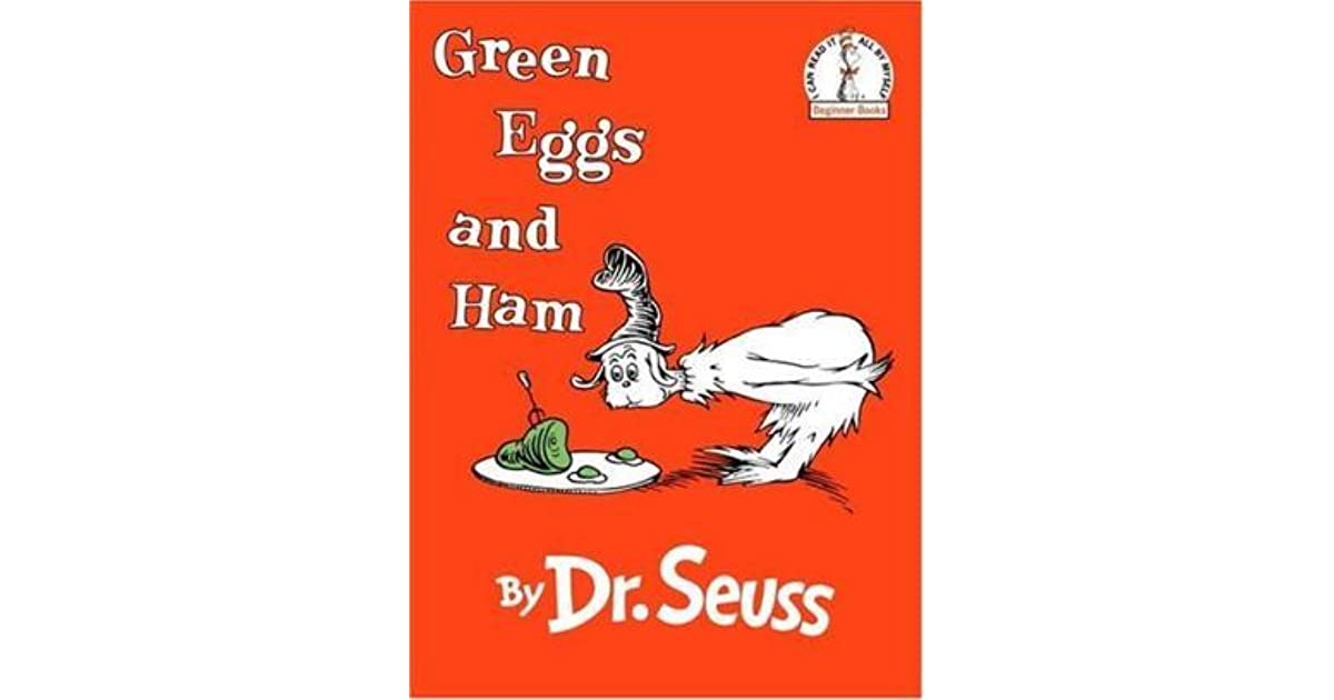 green eggs and ham book review