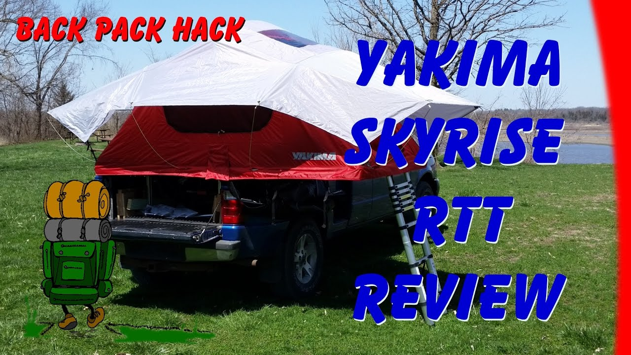 yakima roof top tent review