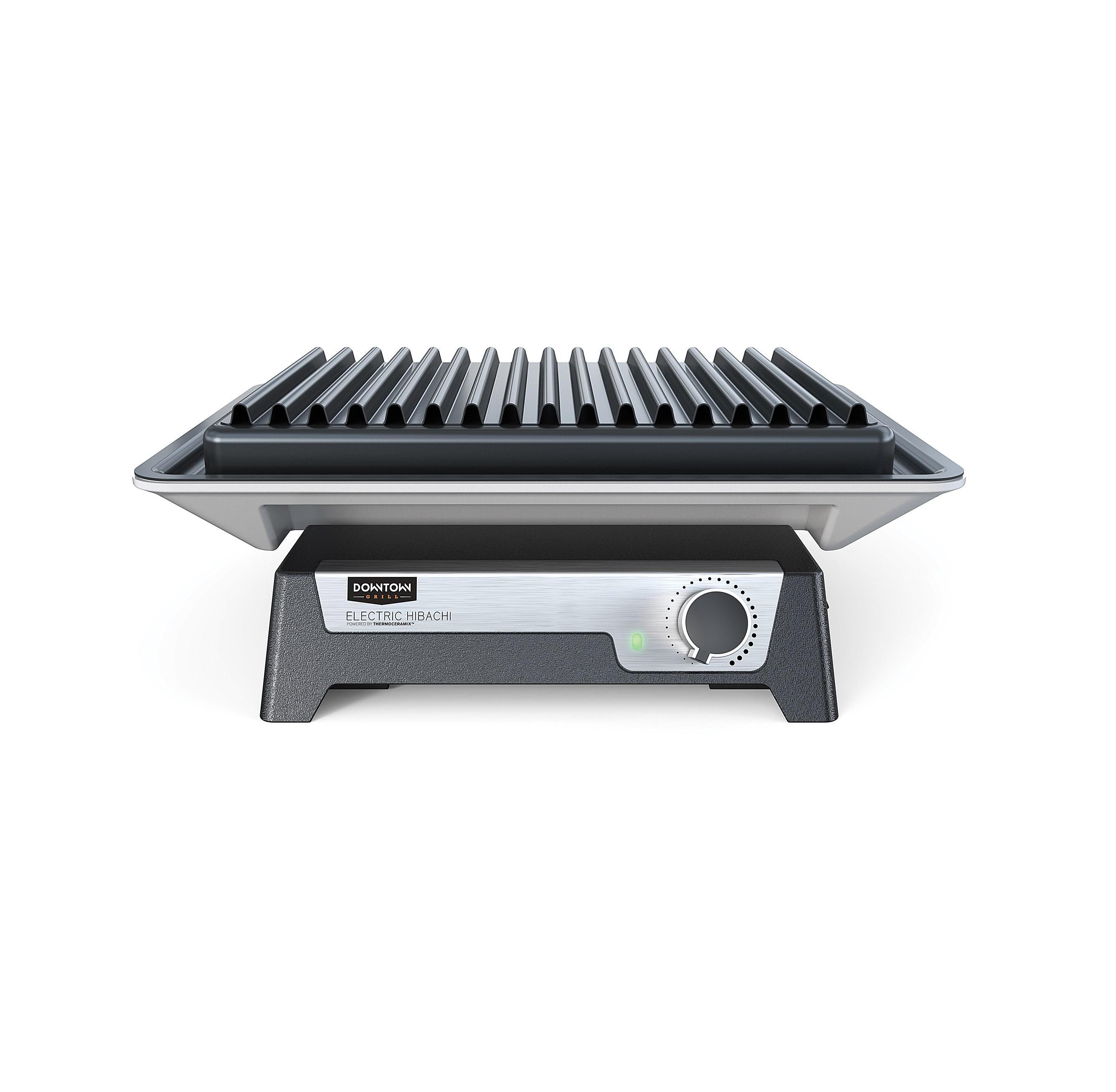 downtown grill electric hibachi review