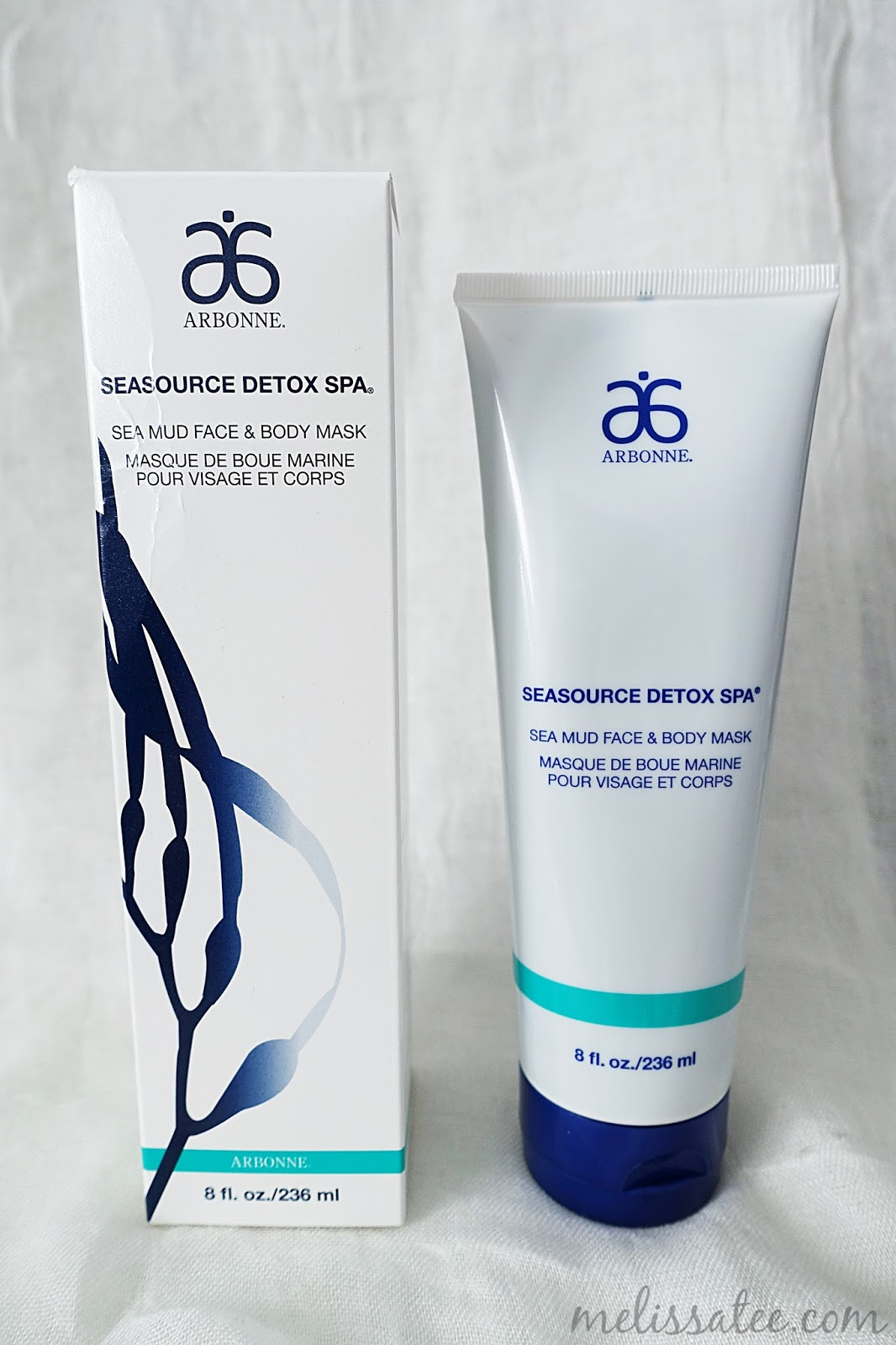 arbonne deep cleansing mask review