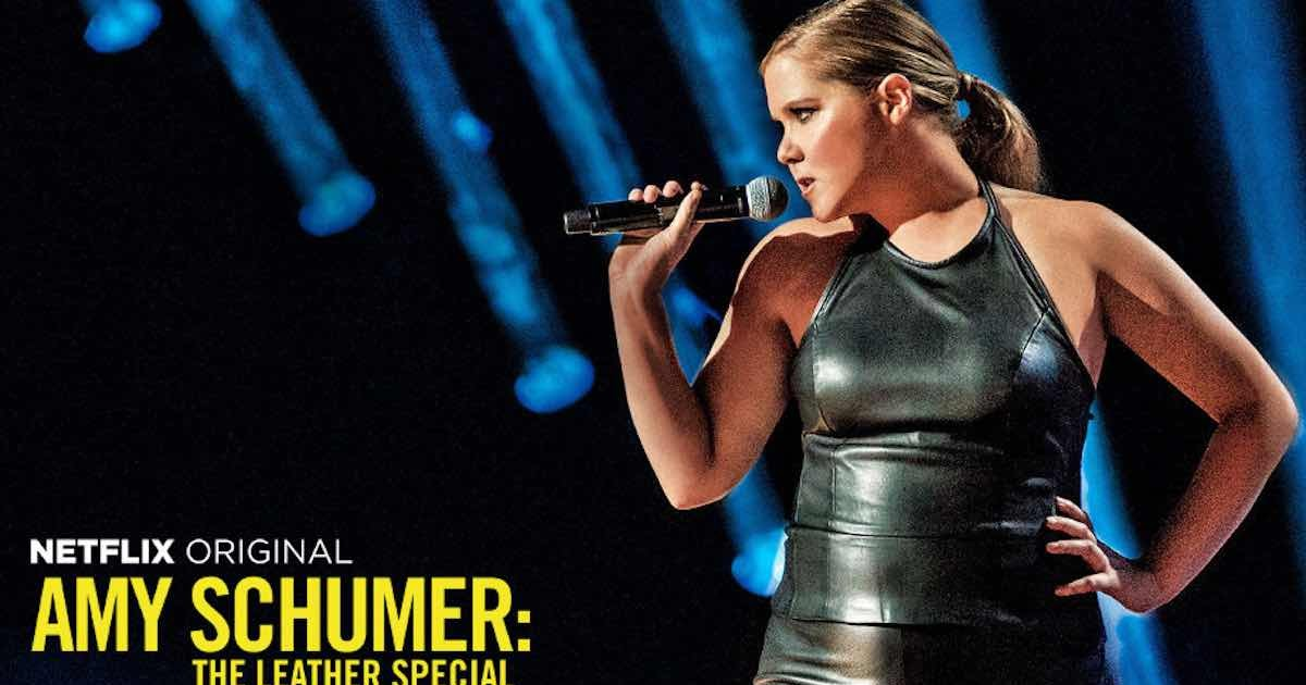 amy schumer netflix special review