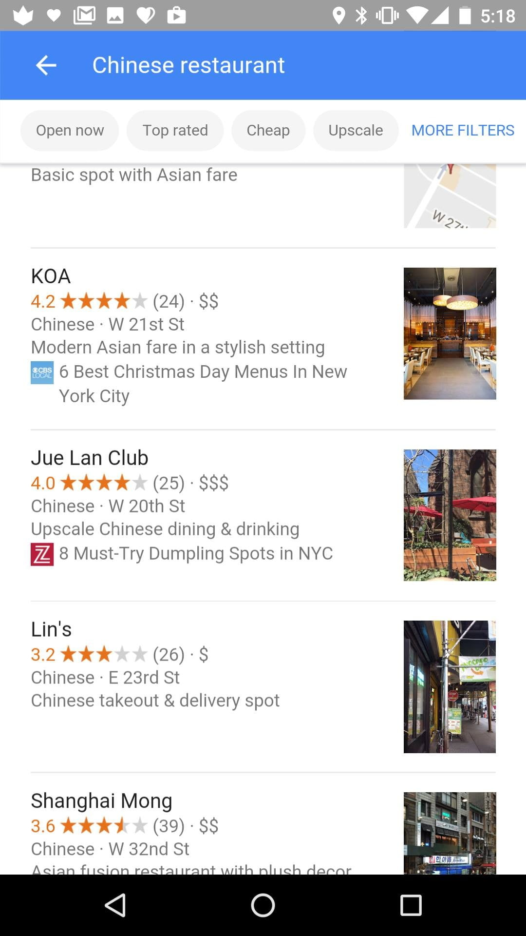 how to review a restaurant on google