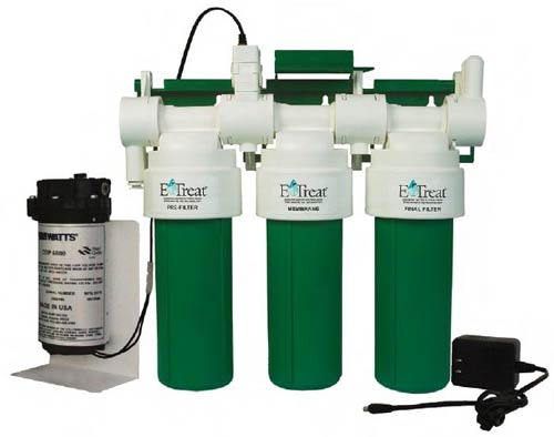eagle water treatment systems reviews