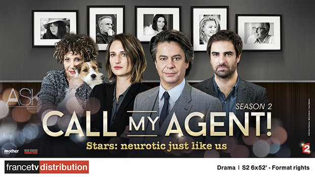 call my agent netflix review