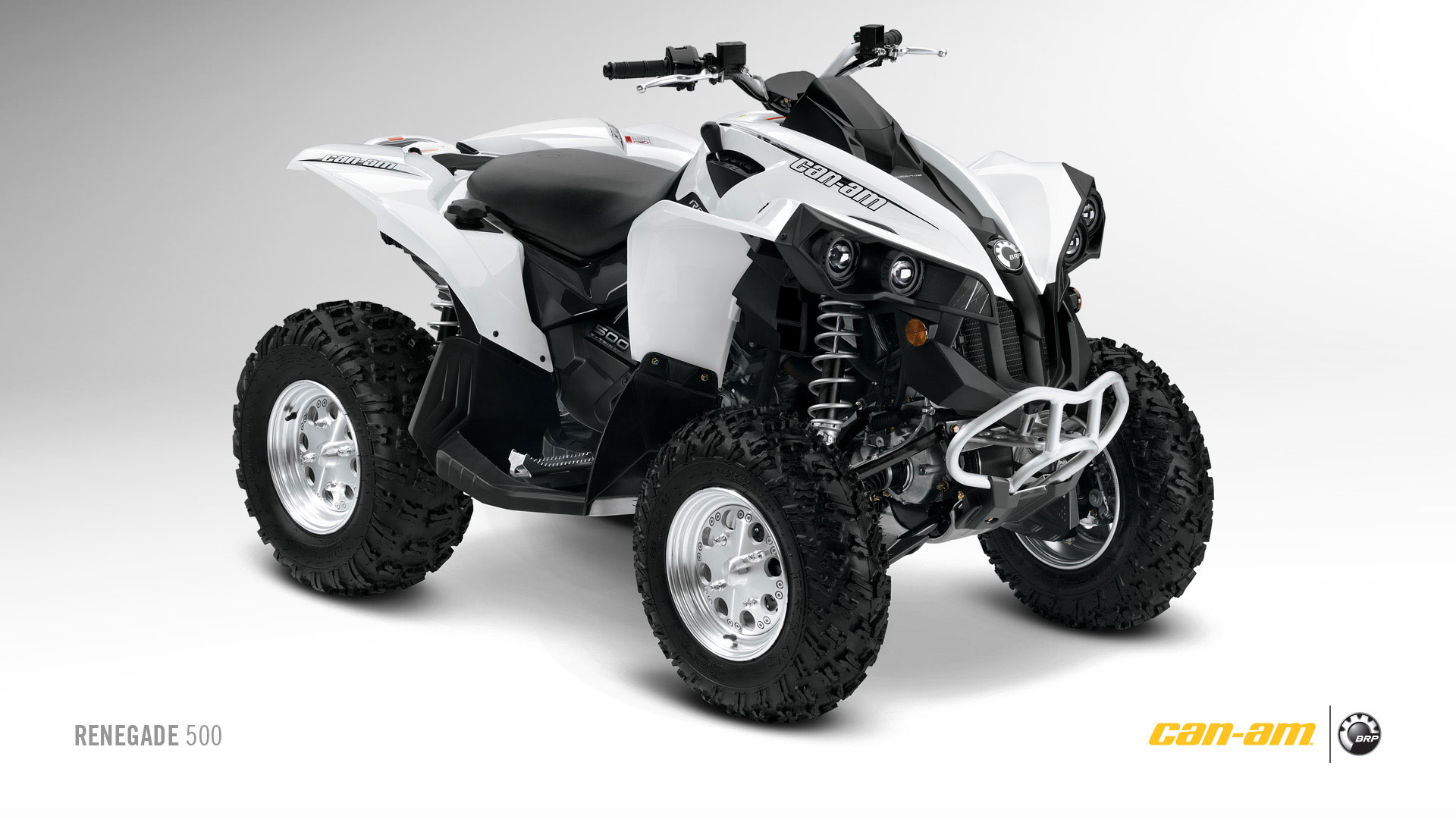 can am renegade 500 review
