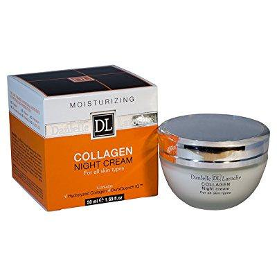 all nighter collagen night cream review
