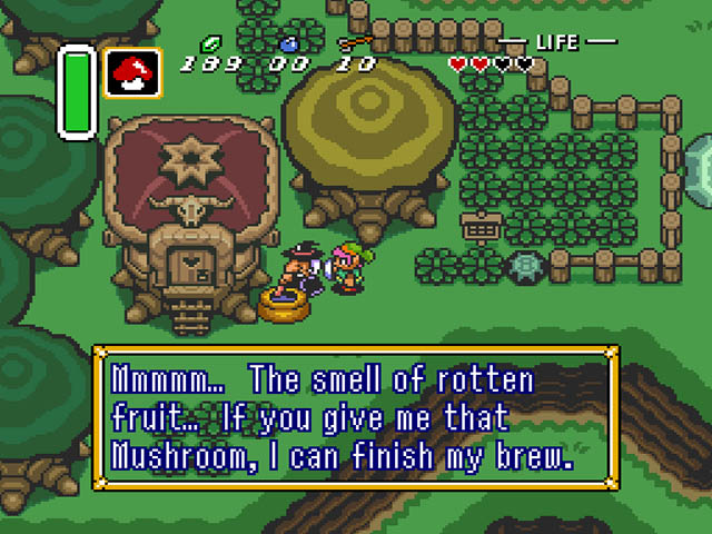 a link to the past 3ds review
