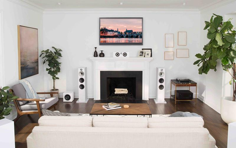 bowers and wilkins mini theatre review
