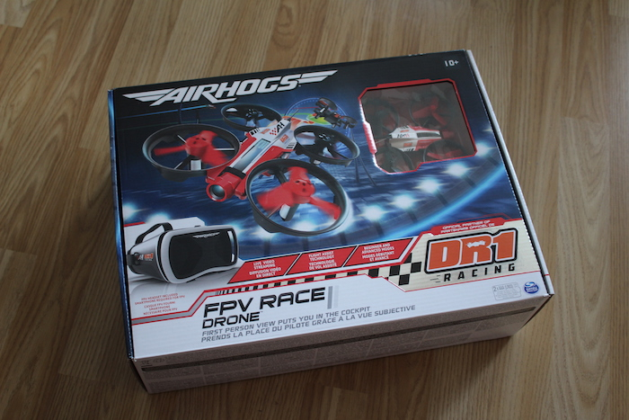 air hogs fpv race drone review