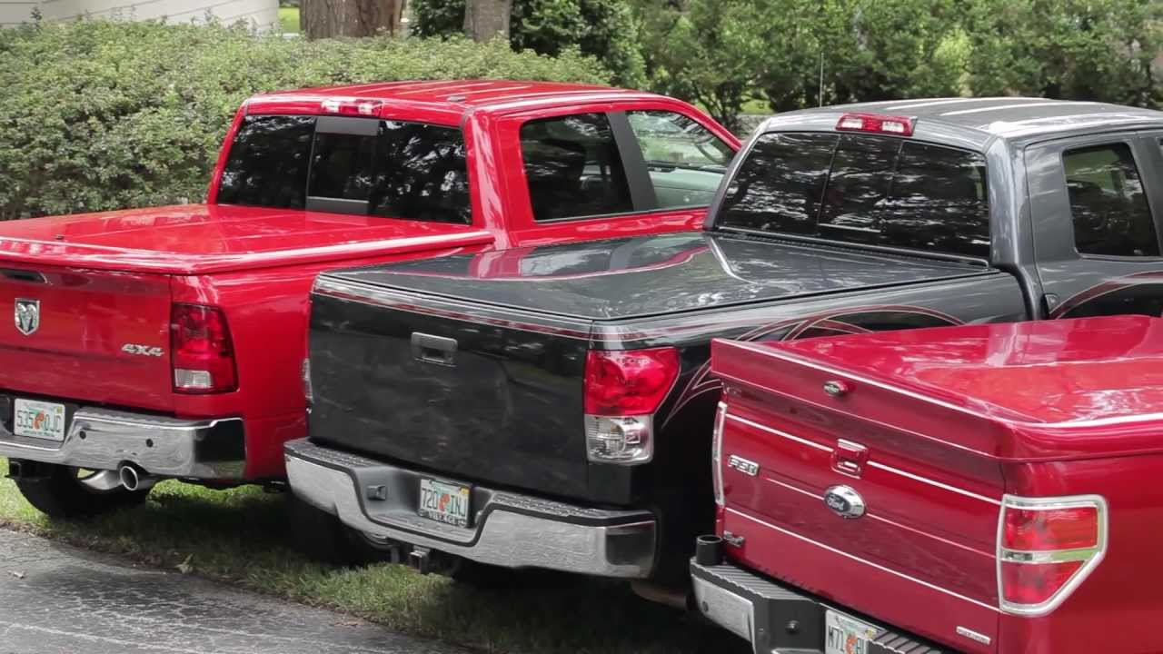 hard truck bed covers reviews