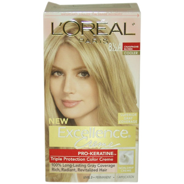 loreal excellence hair color reviews