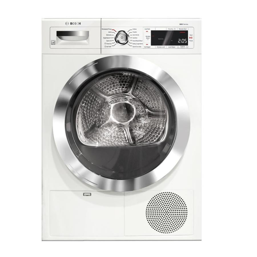 bosch 800 series dryer review