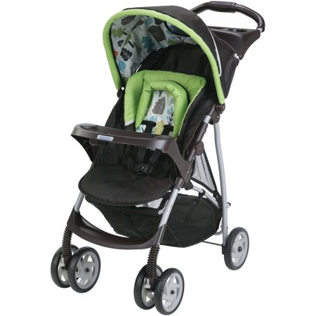 graco literider click connect stroller reviews