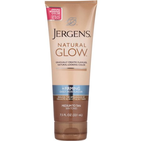 jergens natural glow plus firming reviews