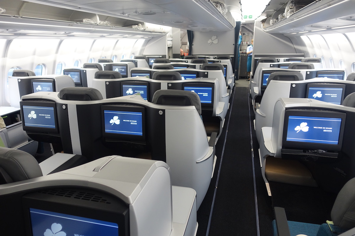 aer lingus business class review 2016