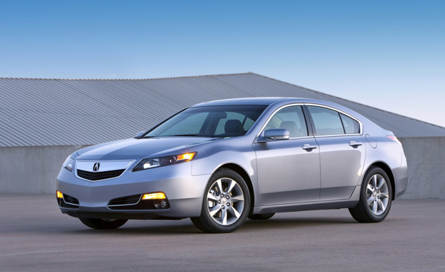 2013 acura tl base review