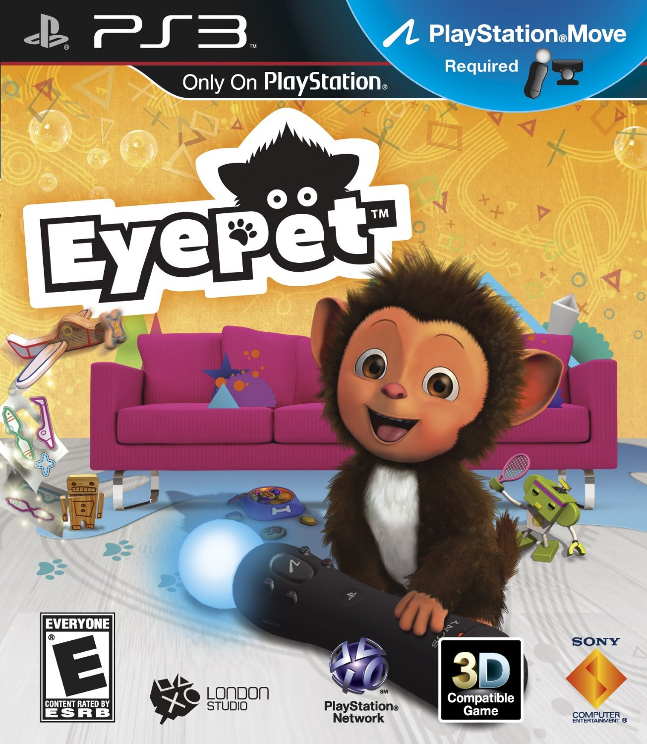 eyepet and friends ps3 review