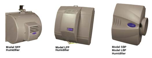 carrier whole house humidifier reviews