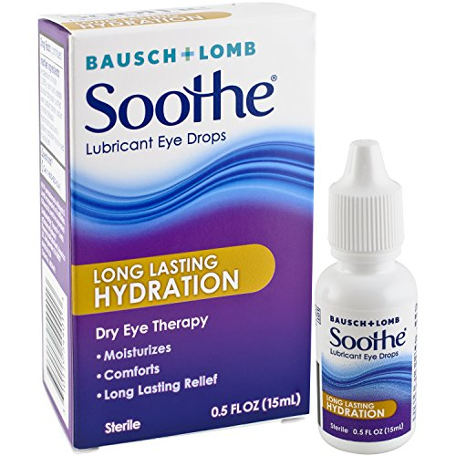 bausch and lomb soothe xp reviews