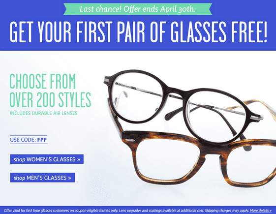 clearly contacts first pair free review