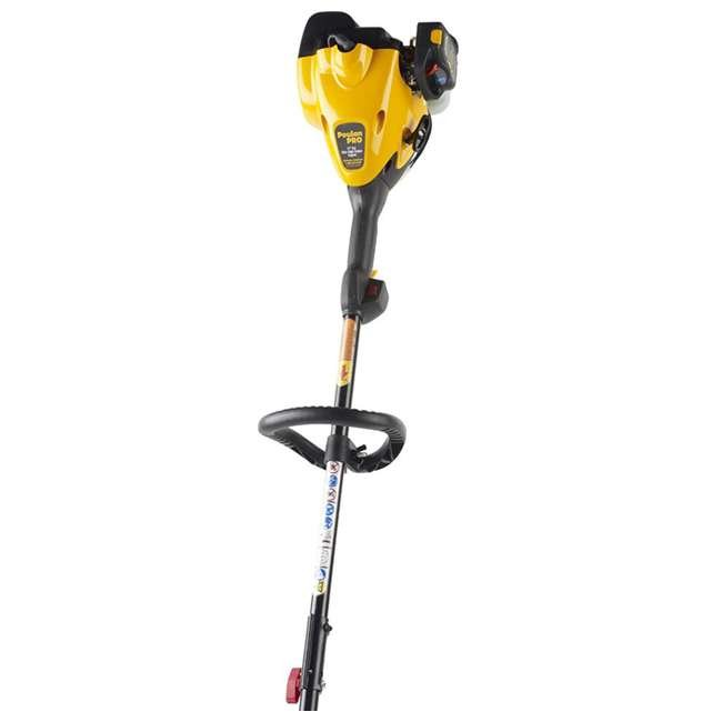 yard machines 25cc gas trimmer review