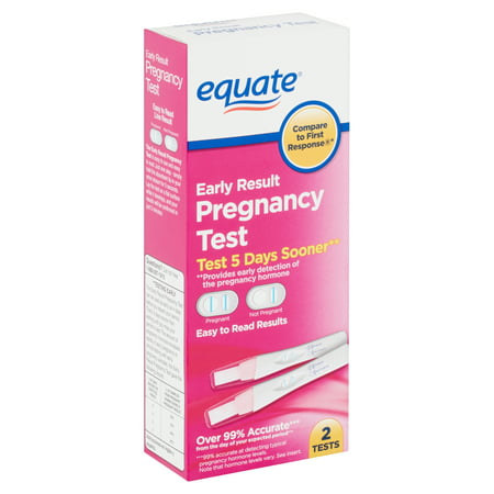 early result pregnancy test reviews