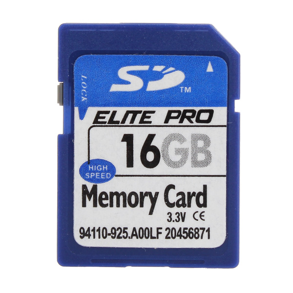 elite pro sd card review