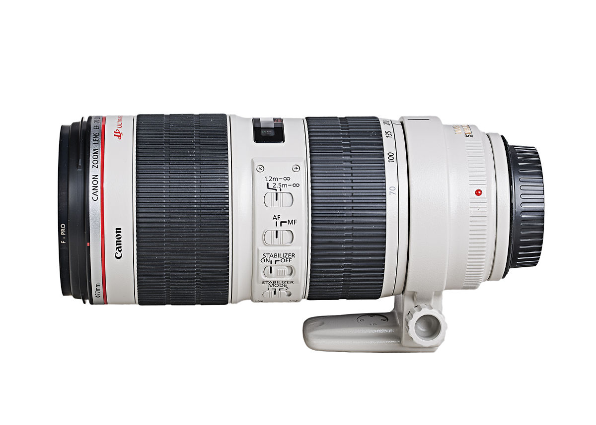 canon 70 200 f2 8 is ii review