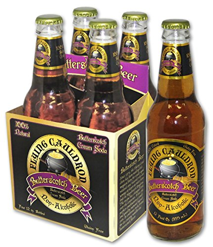 flying cauldron butterscotch beer review