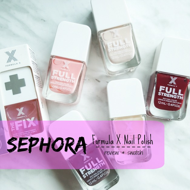 formula x nail polish review
