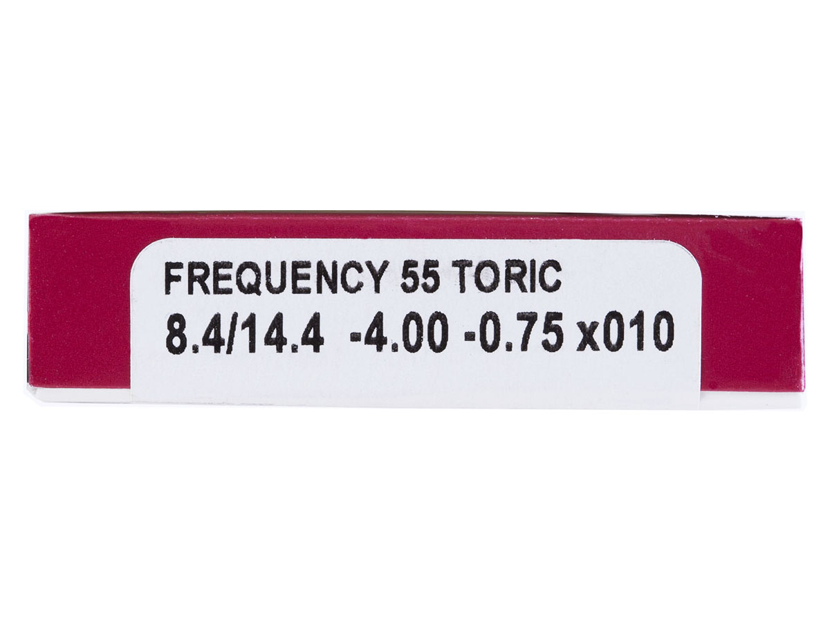 frequency 55 contact lenses reviews