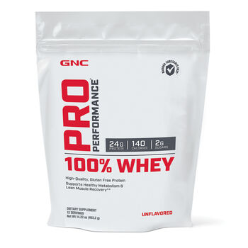 gnc whey protein powder review