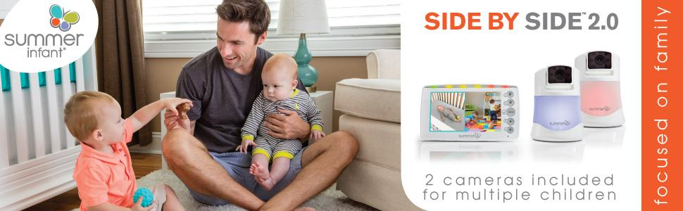 summer infant side by side review